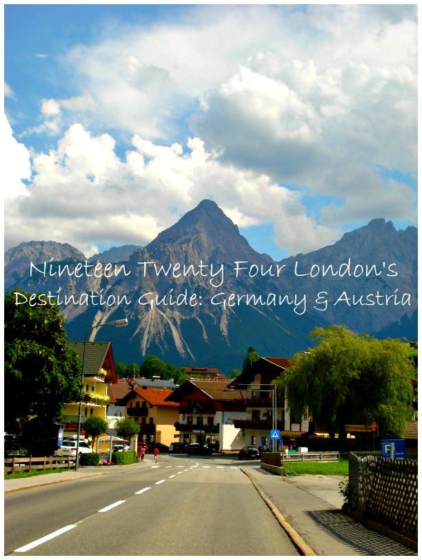 Destination Guide: Germany & Austria | 1924 London