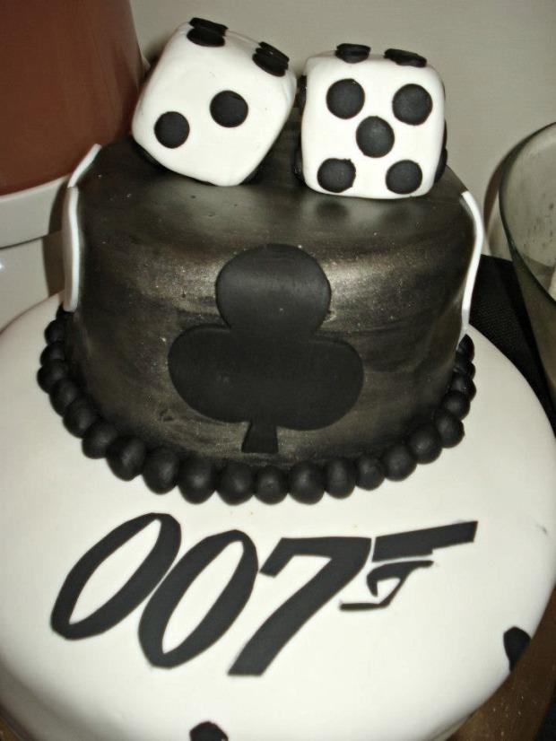 James Bond Birthday Cake | 1924 London