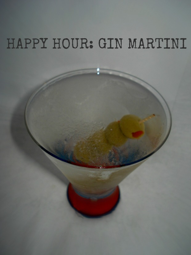 Gin Martini   1924 London