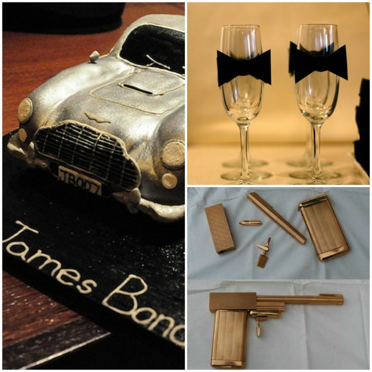 James Bond Inspiration Board | 1924 London