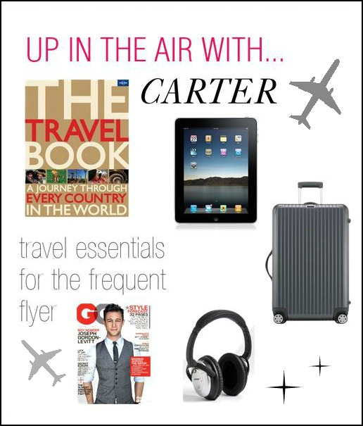 Great Travel Tips & Tricks from a Frequent Flyer: Up In The Air With Carter | 1924 London