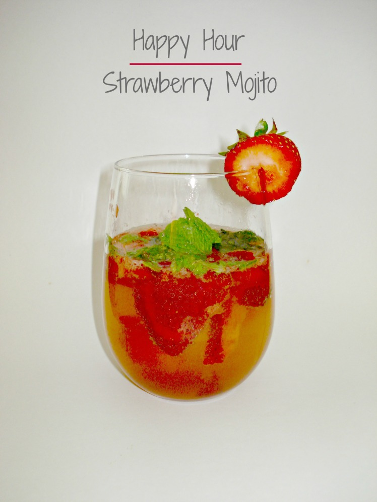 Strawberry Mojito | 1924 London