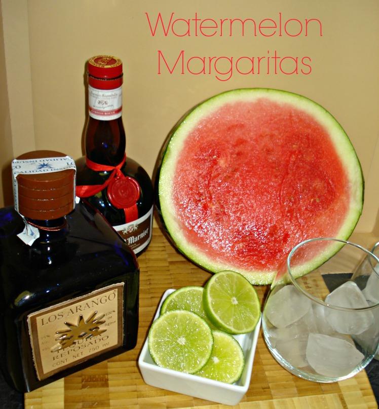 Watermelon Margarita | 1924 London