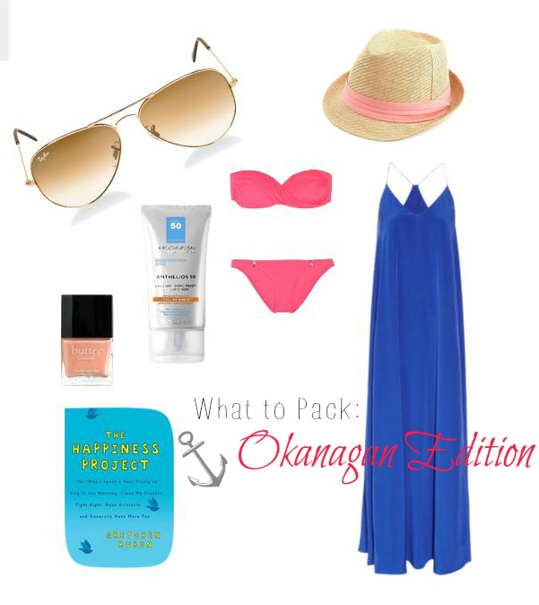 What to Pack: Okanagan Edition | 1924 London