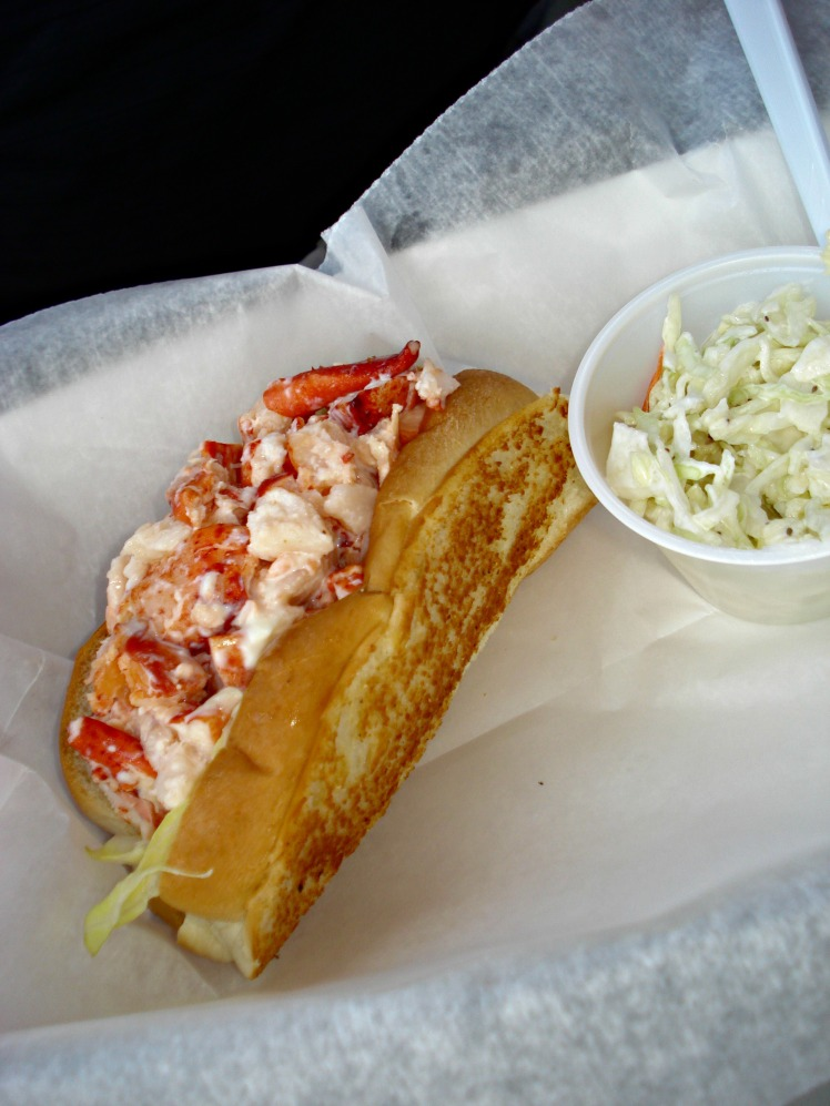 Lobster Roll in Rockland Maine  | 1924 London