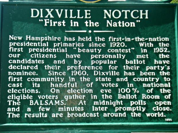 Balsalms, Dixville Notch, New Hampshire  | 1924 London