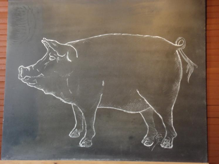 Prohibition Pig Restaurant in Waterbury Vermont    1924 London