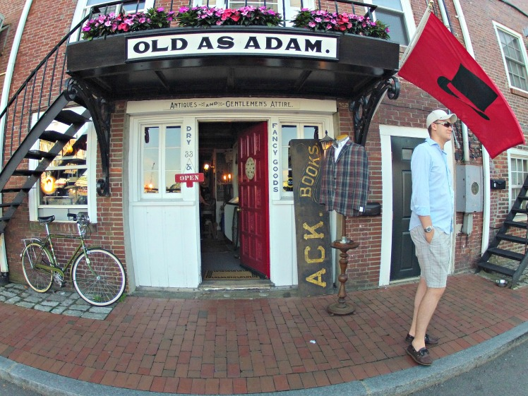 Old As Adam in Portsmouth New Hampshire   1924 London