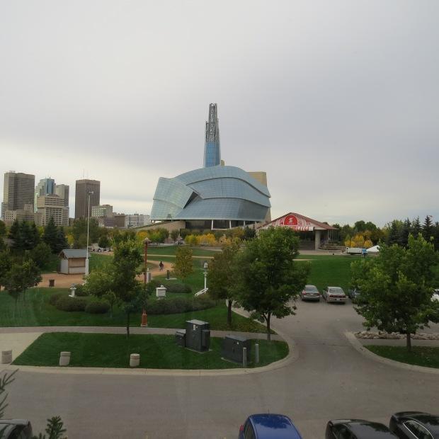 Canadian Human Rights Museum, Winnipeg Manitoba | 1924 London