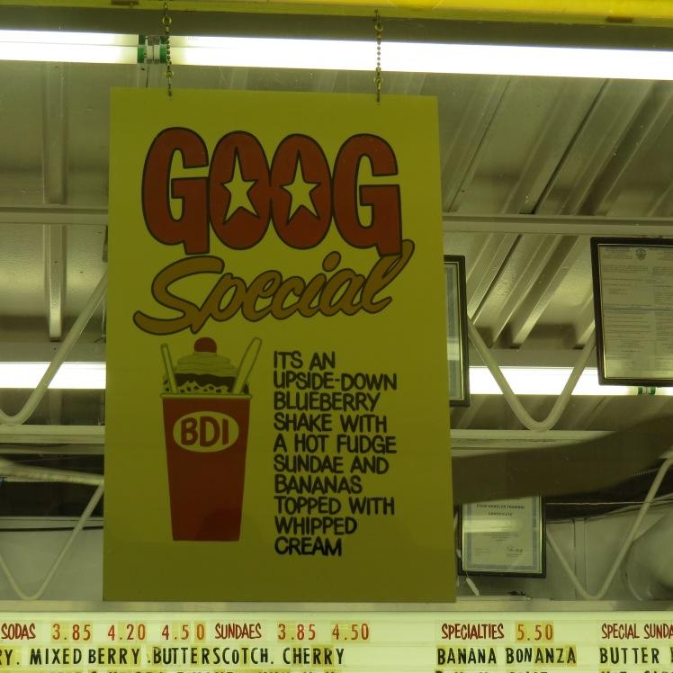 Goog Special at the BDI, Winnipeg Manitoba | 1924 London