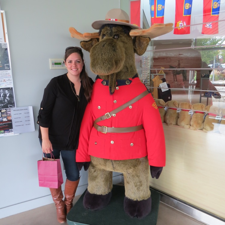 RCMP Musuem, Saskatchewan | 1924 London