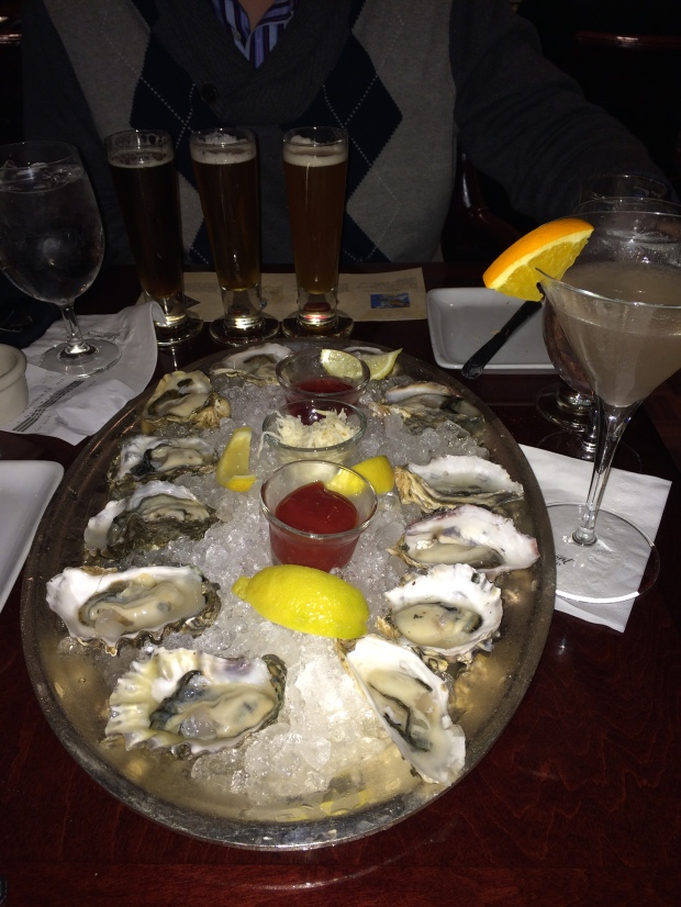 Shuckers Restaurant at the Fairmont Seattle