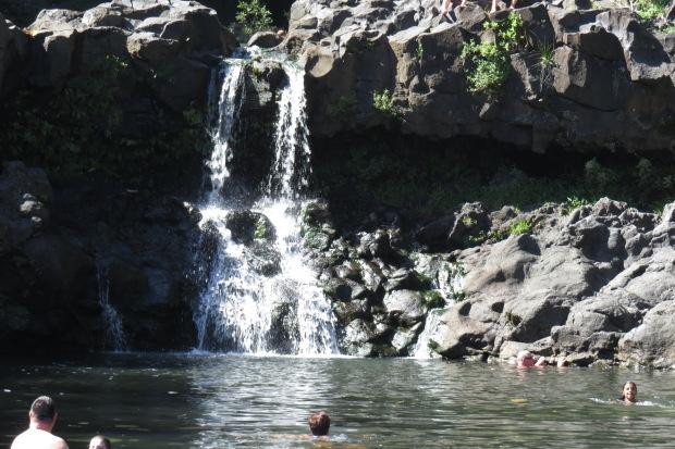 Seven Sacred Pools  |  Maui
