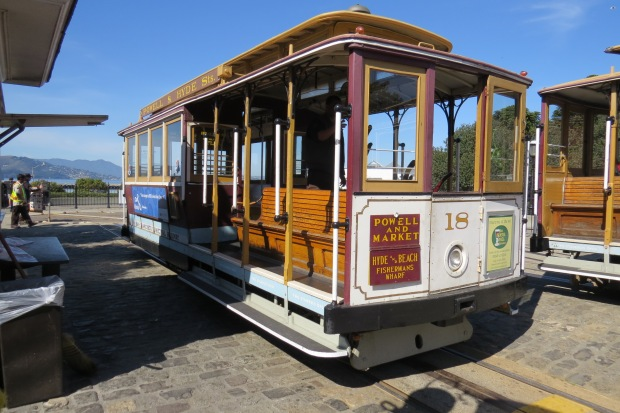 Powell and Market Trolley | San Francisco