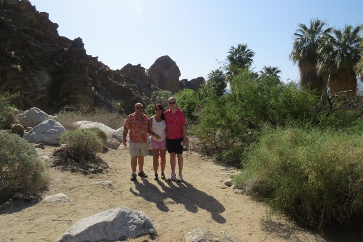 Indian Canyons, Palm Springs Hike