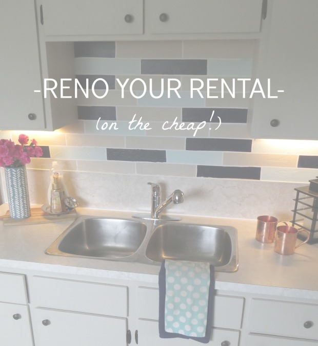 Reno Your Rental (On The Cheap)