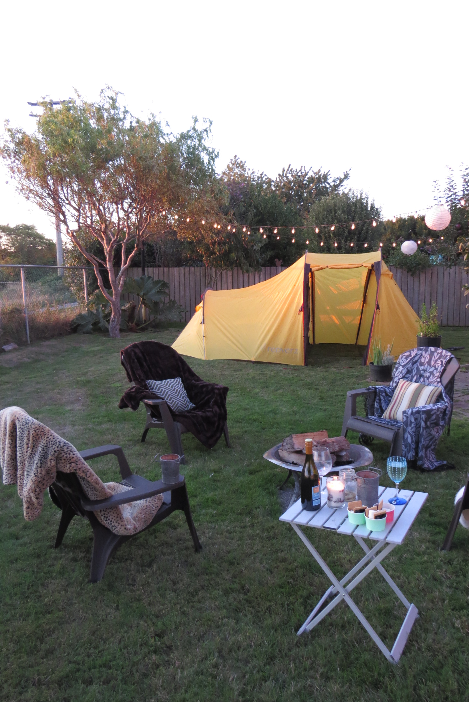 backyard glamping u2013 nineteen twenty four london