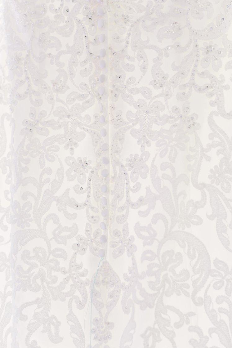 Kenneth Winston Wedding Gown